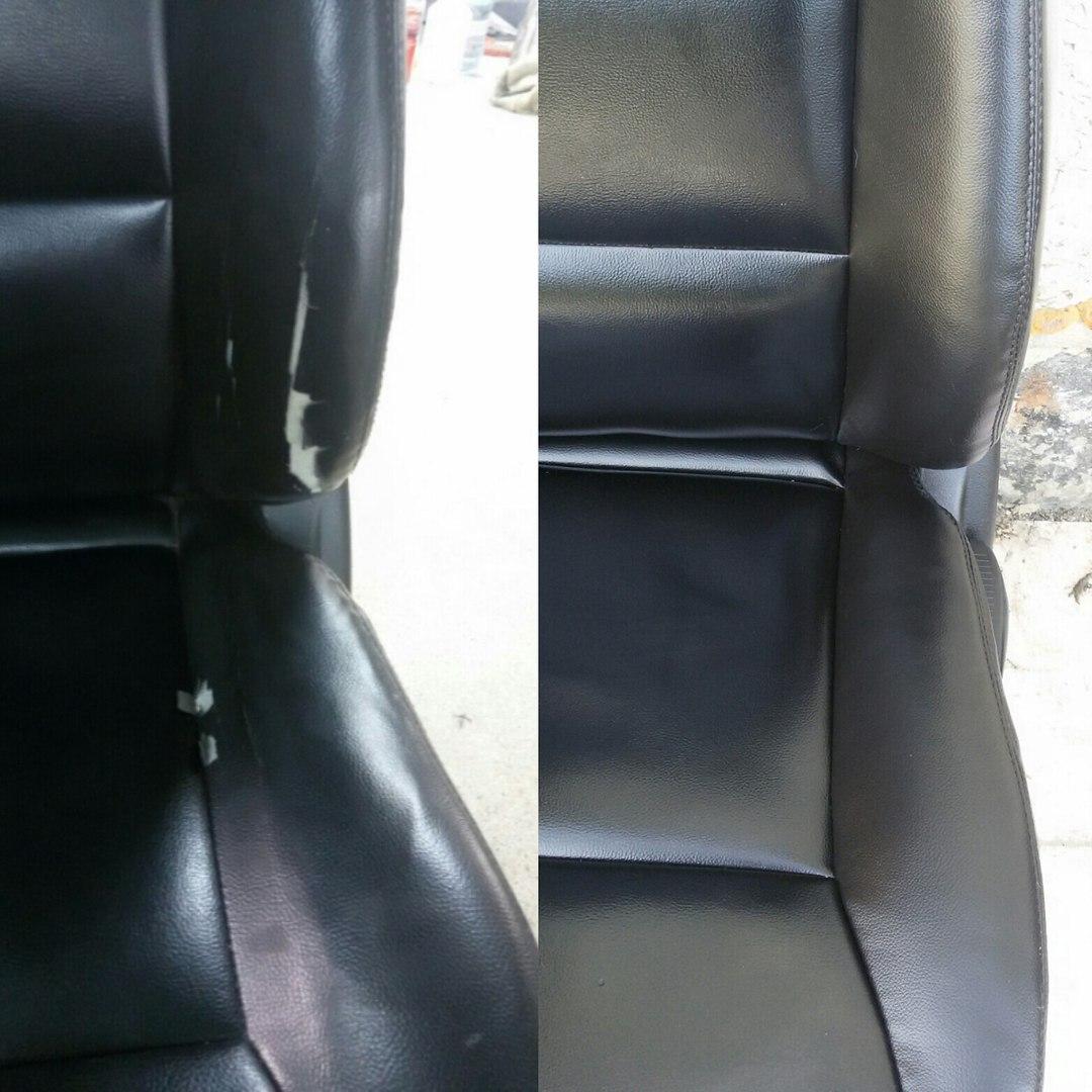 Покраска тканевых сидений автомобиля своими руками 95